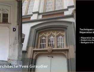 Sévigné - Architecte Yves Giraudier
