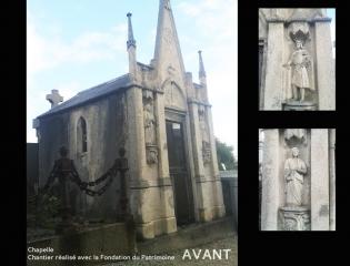Chapelle - avant