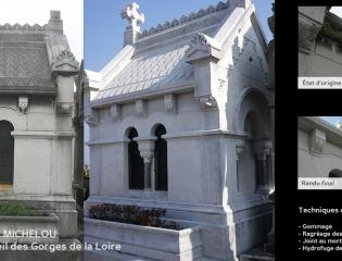 Chapelle - architecte Gilles michelou