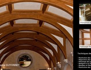Eglise de Précieux - Architecte Christophe Guyonnet